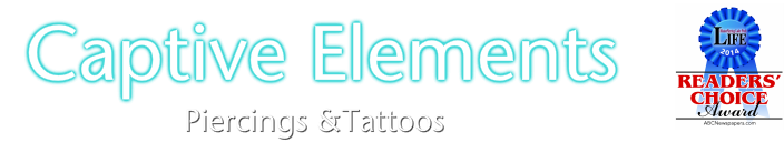 Captive Elements Piercing & Tattoos